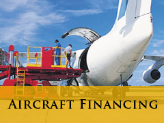 AIrcraft Financing banner