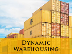 Dynamic Warehousing