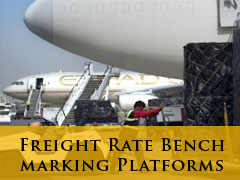 Freight Rate Benchmarking Platform